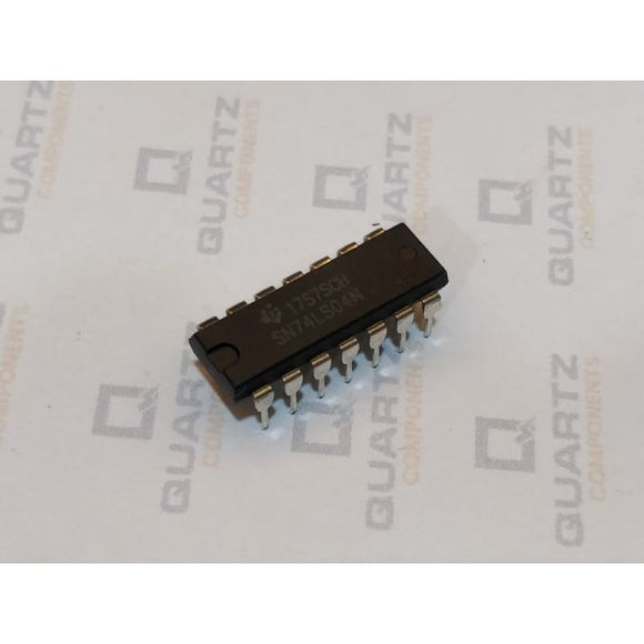 74LS04 Hex Inverter IC