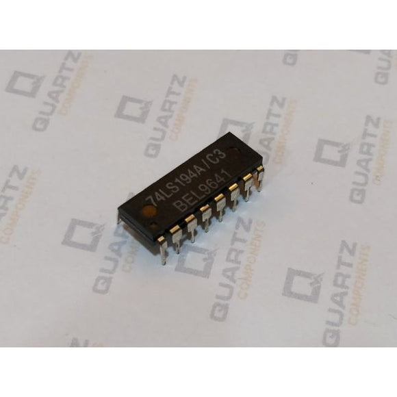74LS194 4-bit Bi-directional Shift Register IC