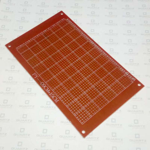 9x15 CM Single Sided Perf Board for PCB Prototype/ Unpopulated PCB