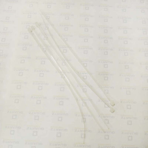 CABLE TIE 150 mm Ties Plastic White color (Pack of 5)
