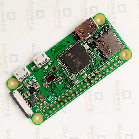 Raspberry Pi Zero W (Wireless) With in-built Wi-Fi and Bluetooth