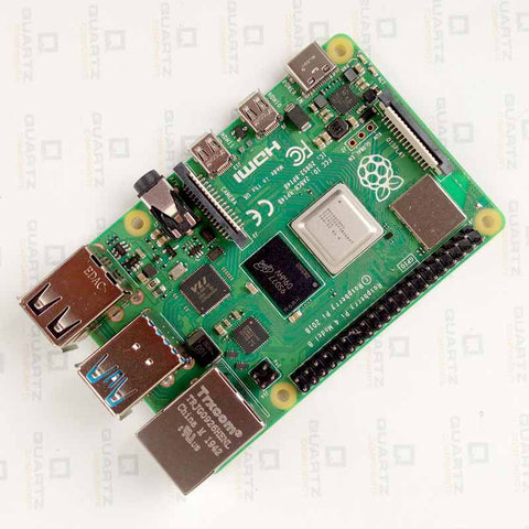 Raspberry Pi 4 Model B - 4 GB RAM