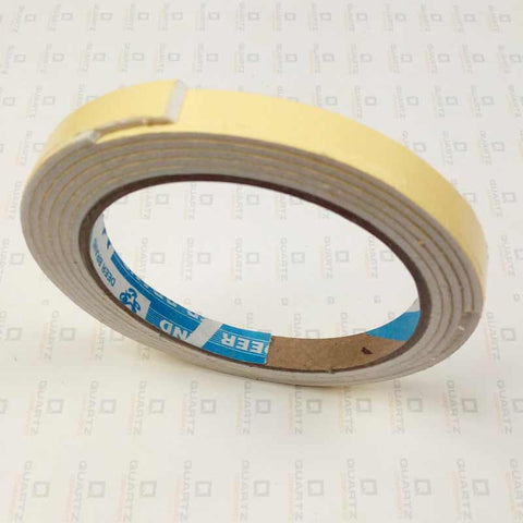 White Sponge Double-Sided Tape