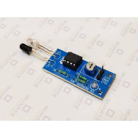 Line Follower or IR sensor module