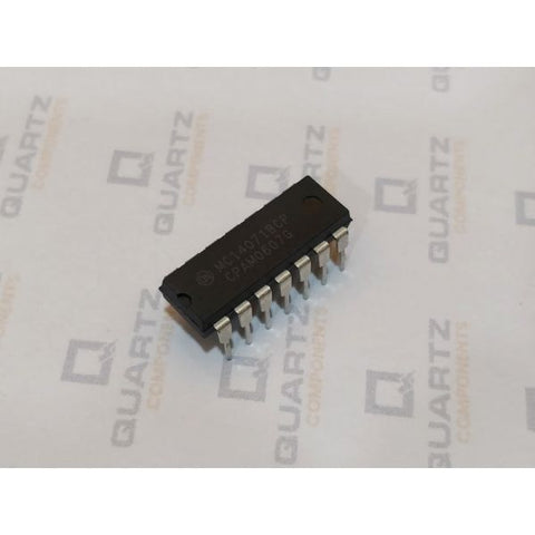 MC14071 Quad 2-Input OR Gate IC