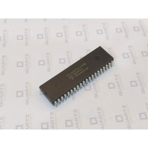 PIC16F877A Microcontroller
