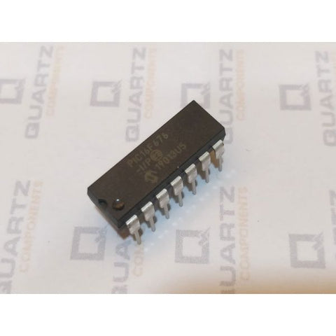 PIC16F676 Microcontroller
