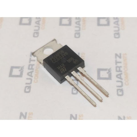 STP55NF06 N Channel MOSFET