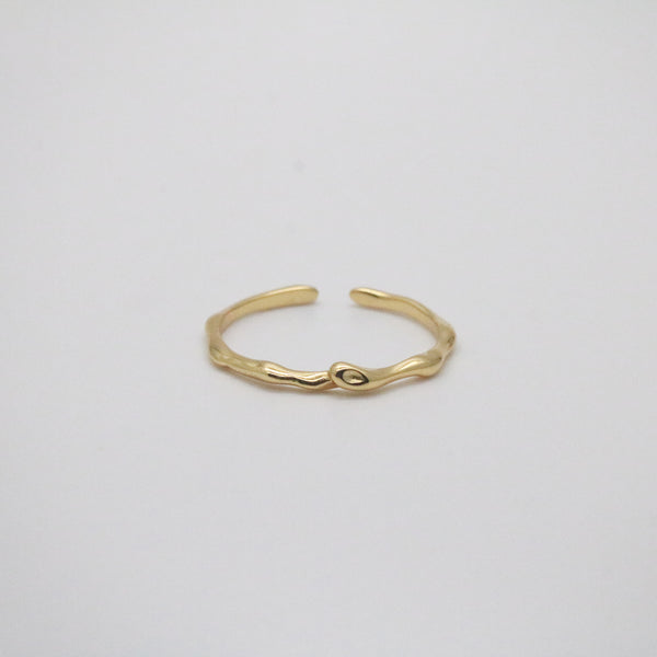 Avery open band ring