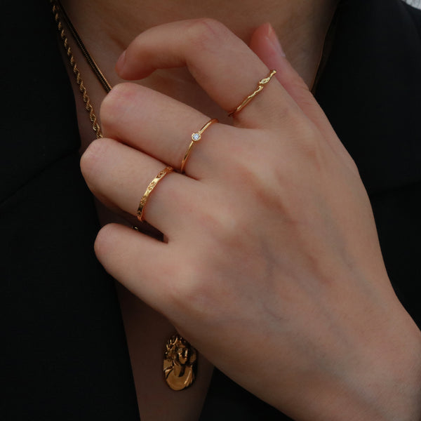 avery thin rings