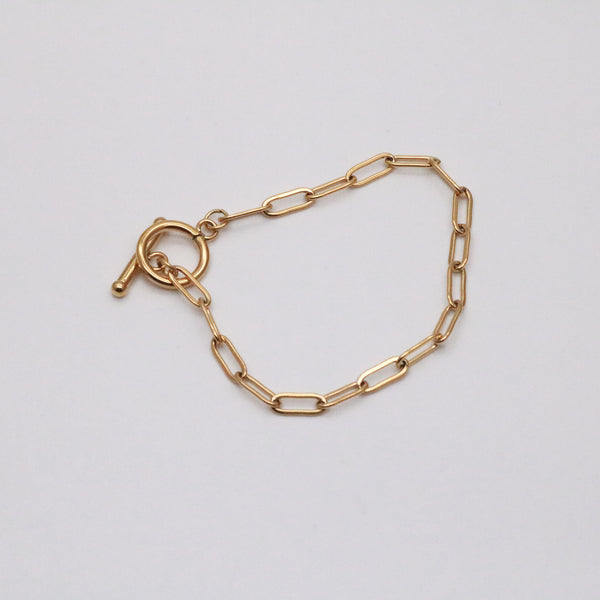 Bella Toggle Bracelet