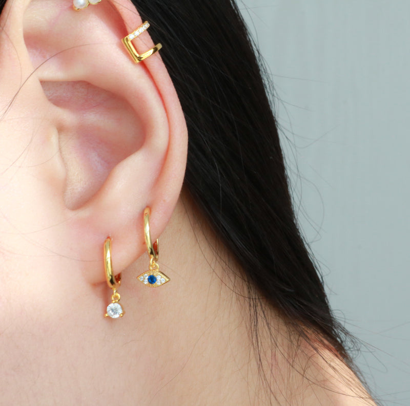 Double Wire Ear Cuff