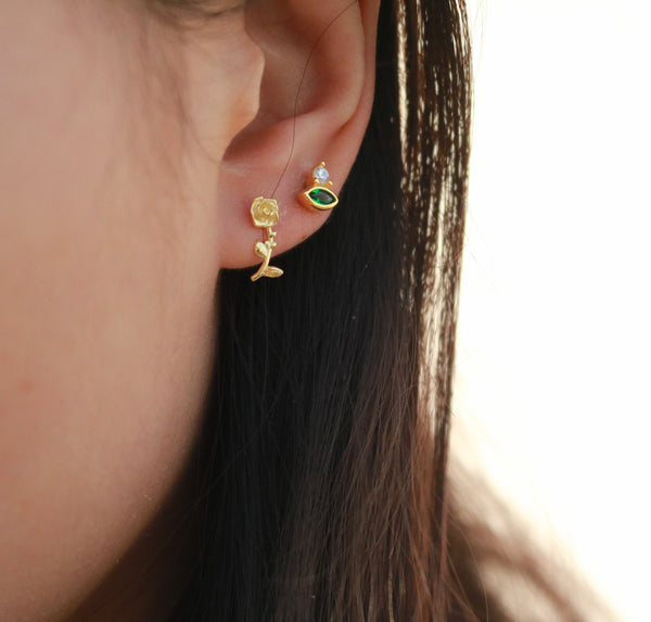 Meideya Jewelry - Jessie stud earrings
