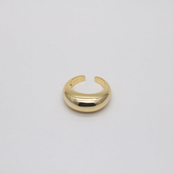 The Alice ring in 18k gold vermeil