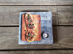 SALT The Cookbook by Valerie Aikman-Smith