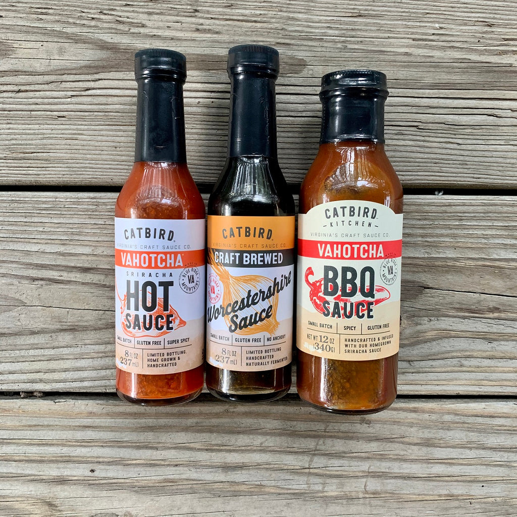 CATBIRD CRAFT SAUCES