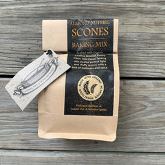 ALMOND NUTMEG SCONE MIX