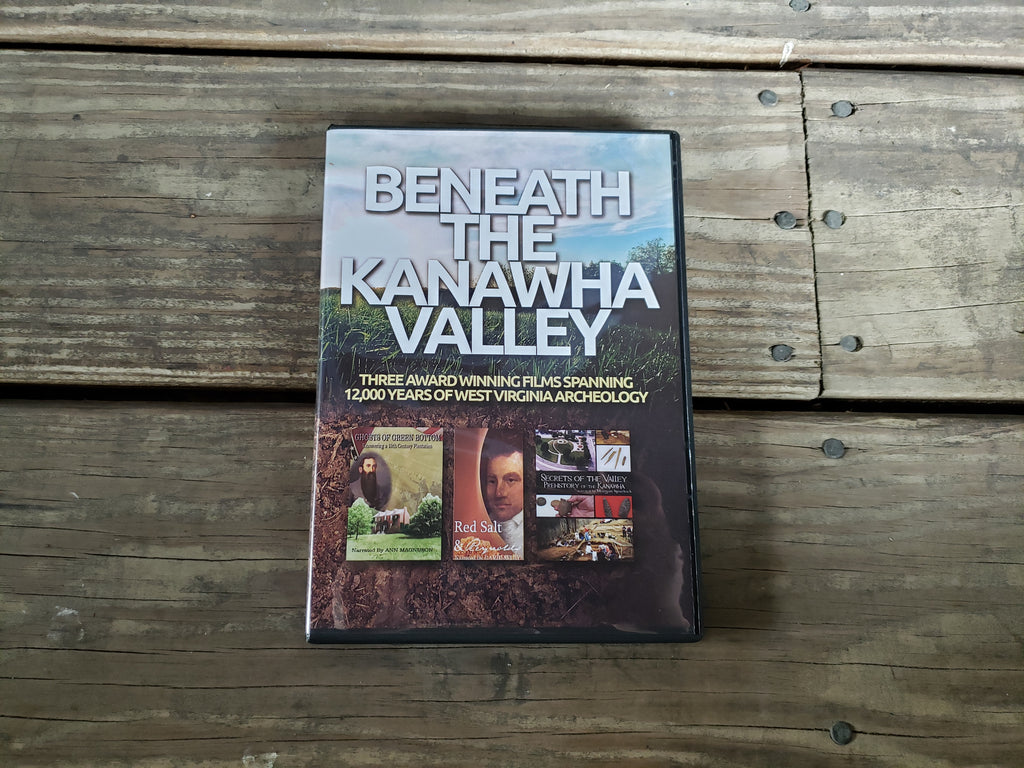 BENEATH THE KANAWHA VALLEY DVD