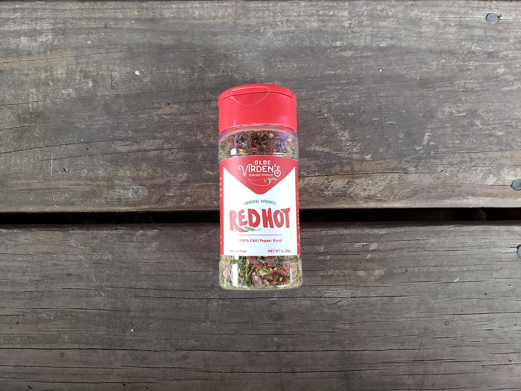 RED HOT SPRINKLE