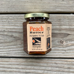 PEACH AND PEAR BUTTERS