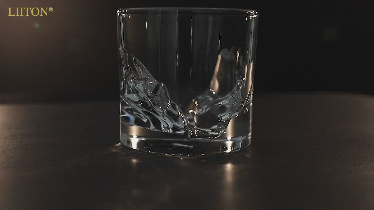 Grand Canyon Whiskey Glass Set of 4