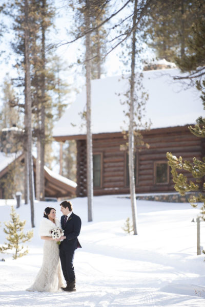 From: A Rustic, Whimsical Wedding at Devil's Thumb Ranch in Tabernash, Colorado