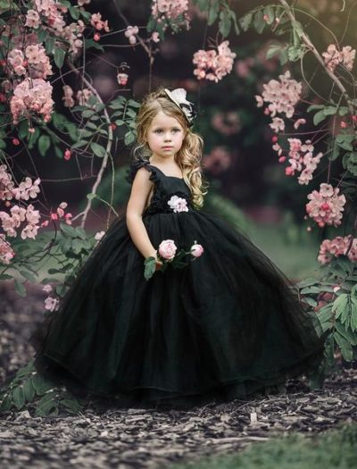 BLACK BEAUTY FROCK