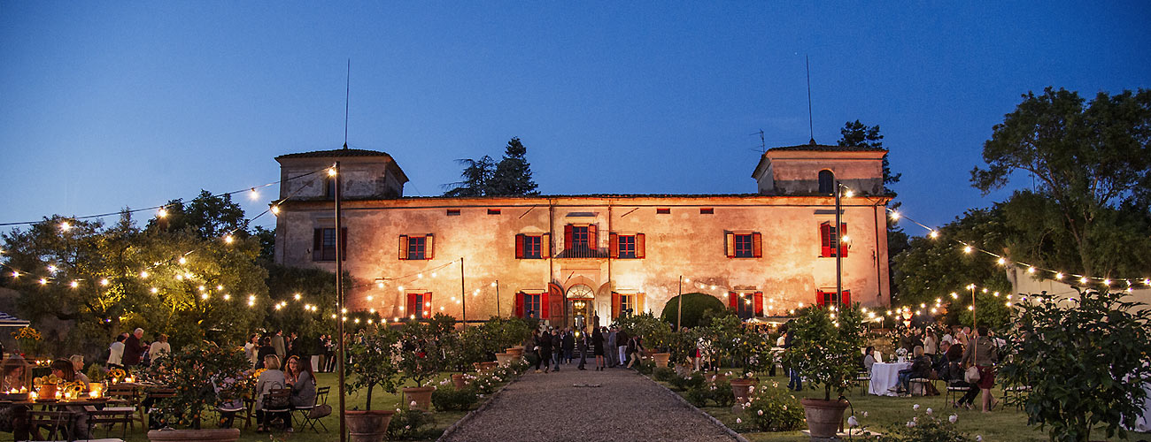 Villa Medicea di Lilliano Wine Estate