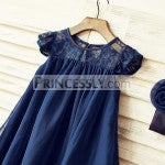 Princessly.com-K1000106-Navy-Blue-Lace-Chiffon-Flower-Girl-Dress-with-Cap-Sleeves-33