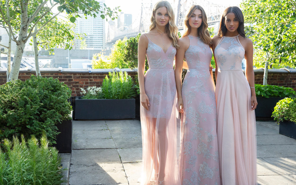 bridesmaid dresses shops
