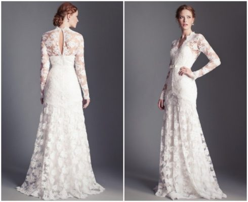 'Guinevere' Dress by Temperly
