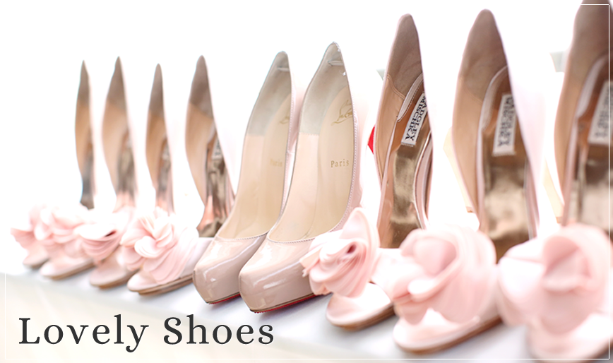 Wedding Shoes for Girls!