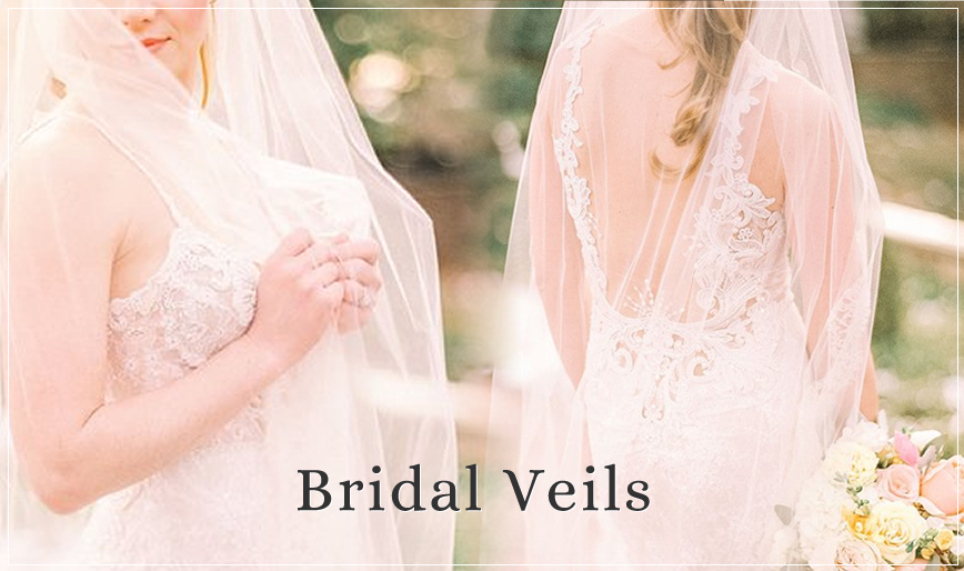 Affordable Bridal Veils