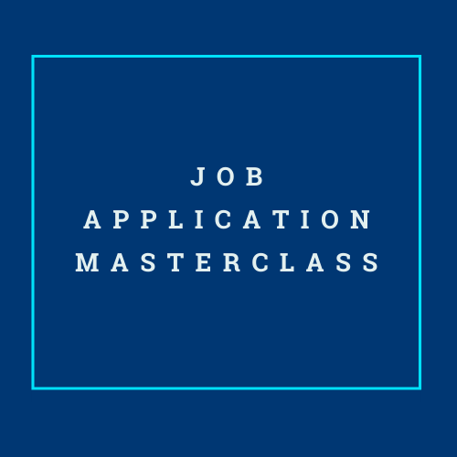 Job Application Masterclass