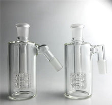 Load image into Gallery viewer, 14/18mm Ash Catcher w/ Cage Percolator - Burnt Mushroom