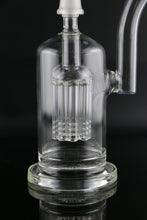 "Load image into Gallery viewer, 7.1"" Straight Dab Rig w/ 8 arm Tree percolator - Burnt Mushroom"