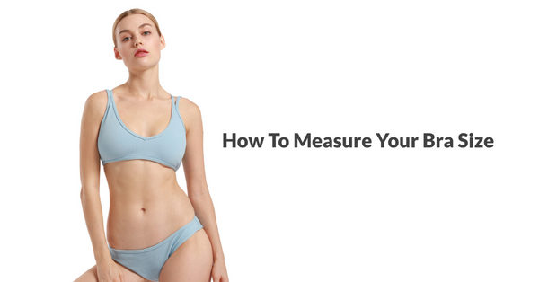How to measure your bra size BOOMBA