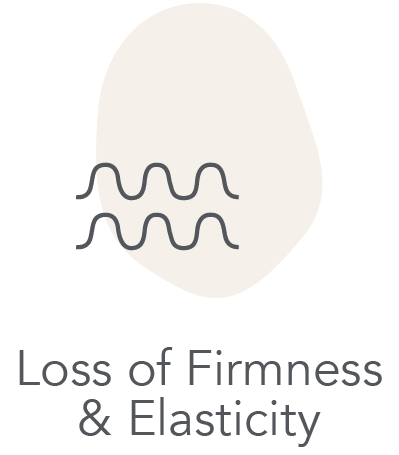 Loss of frimness