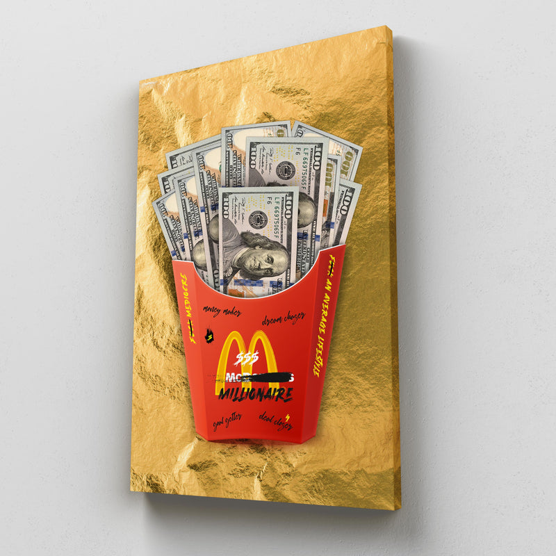 McMillionaire (Canvas)