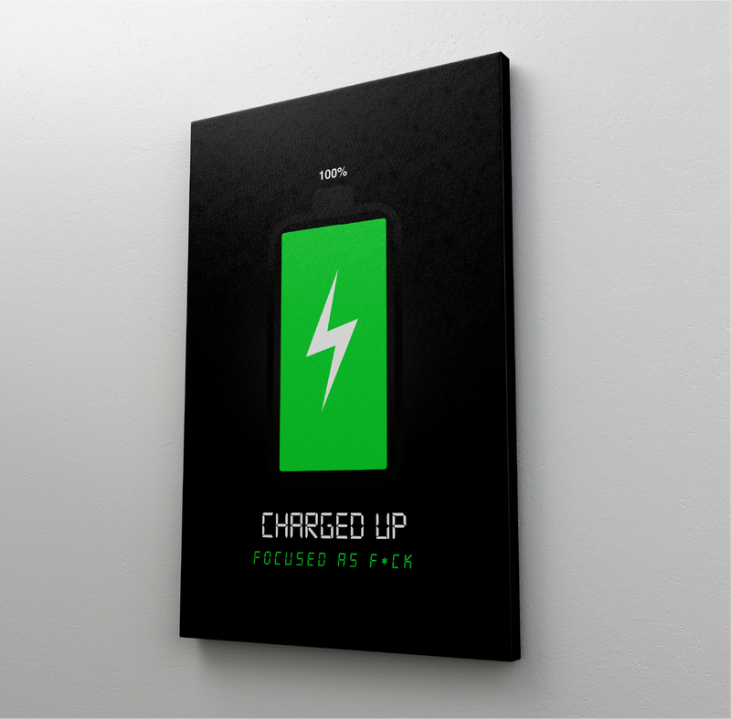 Charged Up (Canvas)