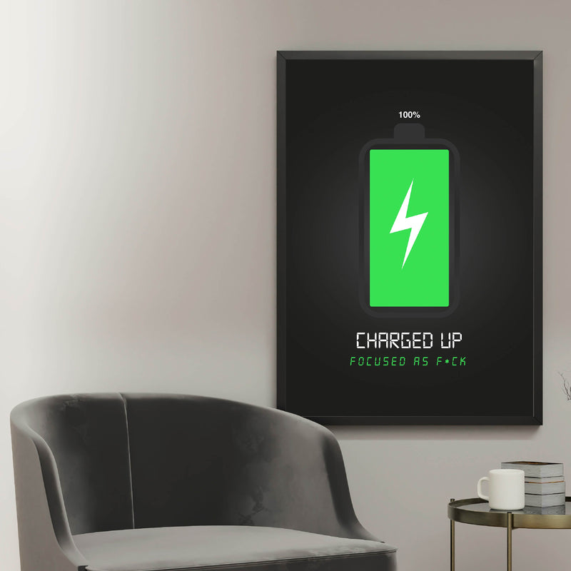 Charged Up (Art Print)