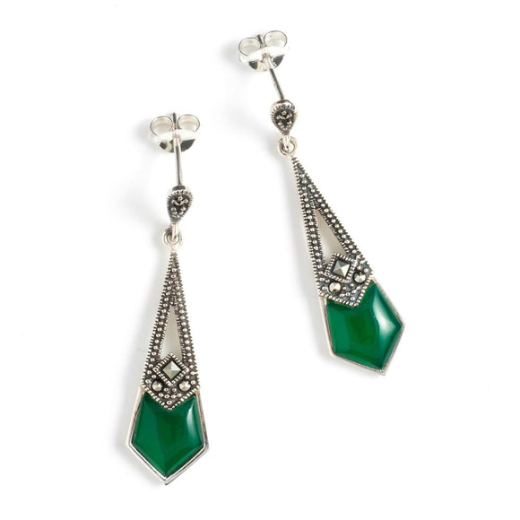 Art-Deco-Style-Earrings