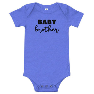Baby Brother Bodysuit - The Terrace