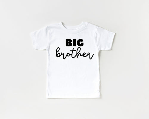 Big Brother Toddler Short Sleeve Tee - The Terrace