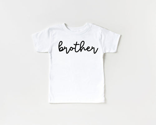 Brother Toddler Short Sleeve Tee - The Terrace