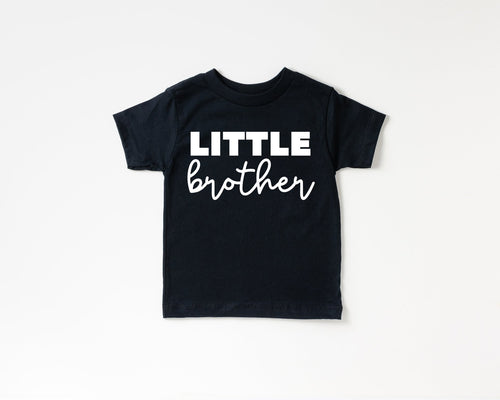Little Brother Toddler Short Sleeve Tee - The Terrace