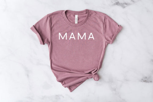 MAMA Unisex T-Shirt - The Terrace