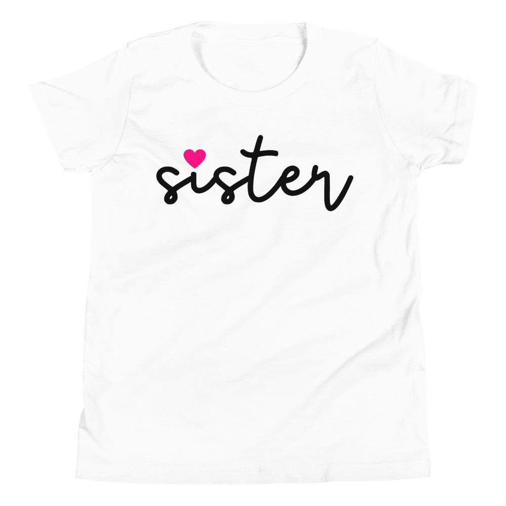 Sister Youth Short Sleeve T-Shirt - The Terrace