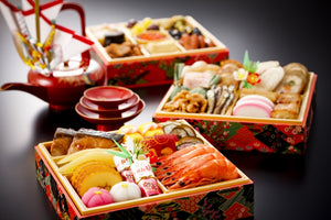 New Year in Japan - Osechi-ryori (おせち料理)
