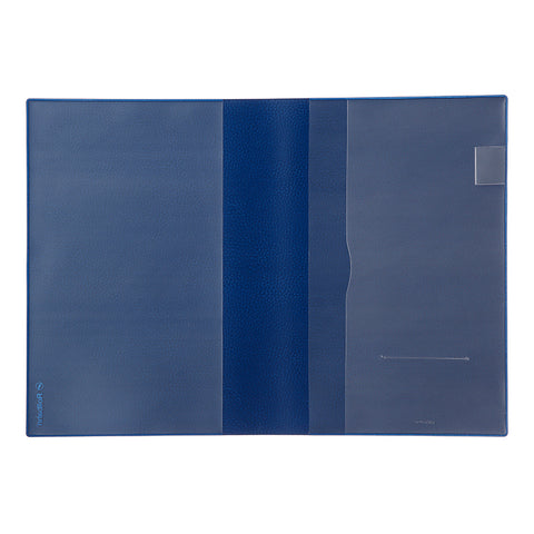 Rollbahn - Notebook Cover B5 with Pocket (various colours)